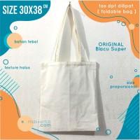 tas blacu, tote bag blacu, untuk gift, seminar, murah, ready stok