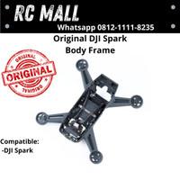 DJI Spark Original Body Frame Tengah Middle Shell Case Casing Cover