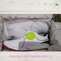 Sepatu Golf PUMA GRIP FUSHION SPORT 2.0 Original