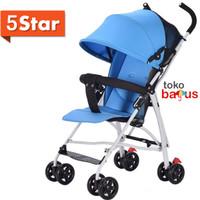 Stroller bayi lipat murah tapi mewah bkn pliko bkn family
