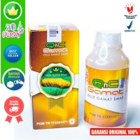 QnC Jelly Gamat Original 300ml Atasi Jerawat dan Maslah Kulit