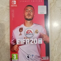 FIFA 20 NINTENDO SWITCH LEGACY EDITION LIKE NEW