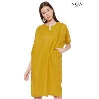 NOA everyday Dress Wanita YUKARI MIdi Dress