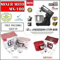 MIXER MITO MX100 5 LITER/Standing Stand Mixer Com Mito MX 100