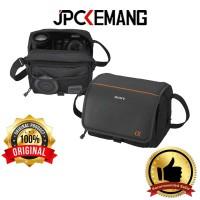 Tas Kamera Sony Camera Bag LCS BDF Shoulder Bag Camera ORIGINAL