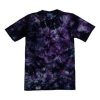 Summr Tie Dye T-Shirt Violet Poison (Kaos Tie Dye, Tie-Dye)