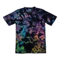 Summr Tie Dye T-Shirt Rainbow Cloud (Kaos Tie Dye, Tie-Dye)
