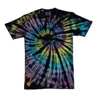 Summr Tie Dye T-Shirt Shooting Star (Kaos Tie Dye, Tie-Dye)