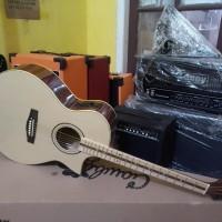 gitar akustik elektrik mepel cort baru