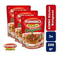 New Produk Kimbo Kitchen Bolognese Triple Pack Terlaris