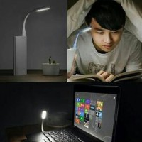 MIAO Led light usb -lampu led elastis - lampu baca model sikat gigi