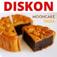 DISKON SALE mooncake moon cake kue bulan telur pandan tausa - pandan