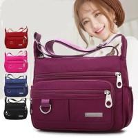 S25 tas wanita multifungsi/waterproof women sling bag tas selempang