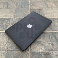 MacBook Case LEATHER BLACK