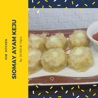 Siomay Ayam Keju