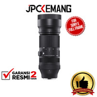 Sigma 100-400mm f5-6.3 DG DN OS Contemporary GARANSI RESMI