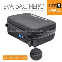 GoPro HERO EVA Waterproof SMALL Case/Tas/Bag For Action Cam