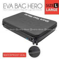 GoPro HERO EVA Waterproof LARGE Case/Tas/Bag For Action Cam