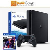 Sony PS4 Slim Playstation 4 Slim 500GB + 1 Game