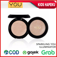 Kosmetik YOU Basic Collection Sparkling You Illuminator/Highlighter - LOVELY LADY