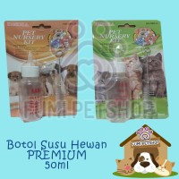 Botol Susu Hewan Pet Nursery Kit 50ml