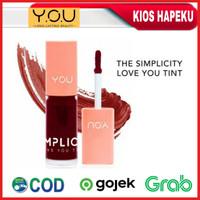 Kosmetik YOU The Simplicity Love You Tint/Lip Tint Original BPOM