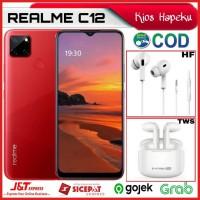 Realme C12 Ram 3GB/32GB Garansi Resmi