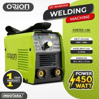 Mesin Las Orion Mesin Las Inverter Orion Vortex-100