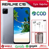 Realme C15 Ram 4GB/128GB Garansi Resmi