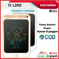 Olike LCD Drawing Board Papan Tulis Digital Edukasi Anak Garansi Resmi
