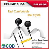 Realme Buds Classic Headset Earphone Original Garansi Resmi