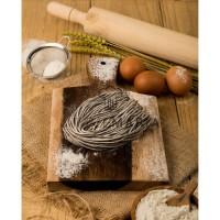 Handmade Artisan Pasta - Squid Ink Pasta 400g