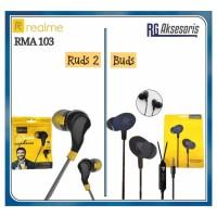 Headset REALME BUDS 2 RMA103 / RMA 103 / RMA-103 Stereo Earphone