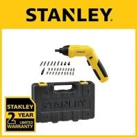 Stanley Obeng Elektrik 4V Lithium Screwdriver (SCS4K-B1)