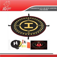 LANDING PAD D70 CM WITH LIGHTING FOR DRONE
