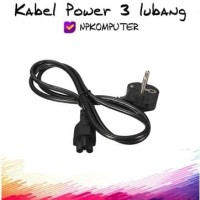 Kabel power adaptor laptop Kable colokan 3
