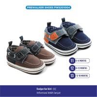 Prewalker Shoes Boy / Sepatu Sneaker Bayi / PWS Bayi Laki-laki