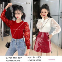 Blouse Knit Pearl