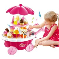 Mainan Ice Cream Shop Gerobak 668-25 Sweet Shop