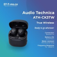 Audio Technica ATH CK3TW CK 3 TW CK3TW Wireless In-Ear Headphone