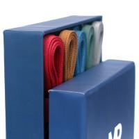 Paket Tali Sepatu Gepeng 6-7mm Isi 10 Pasang, 120cm (Ultimate Box)