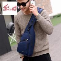 CARBONI Tas Pria Sling Bag Gadget Size 10 Inchi Tas Pria Original-Blue