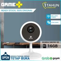 EZVIZ C1C 1080P 2MP (FREE MICRO SD 16GB) IP Camera CCTV GARANSI RESMI