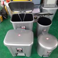 SHINPO - Tempat Sampah Injak / Injek 10 15 20 25 Liter