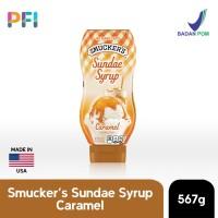 Smuckers Sundae Syrup Caramel 567g