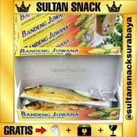 Ikan Bandeng Presto / Otak Otak Juwana