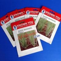 Promo Benih Daun Bawang Fragrant Kemasan Known You Seed
