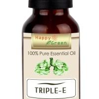 Ready Stock Happy Green Triple E Essential Oil (10 Ml) - Minyak Pelega