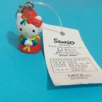 gantungan HP Hello Kitty Sanrio Korean Costum keychain