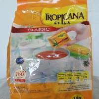 Tropicana Slim Classic 160 sc Pemanis Tanpa Gula Lebih Rendah Kalori